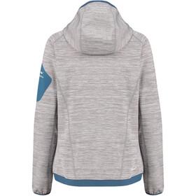 Kaikkialla W's Tanja Fleece Jacket Grey Melange